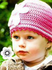 Háčkované a štrikované čiapočky pre Vaše detičky.