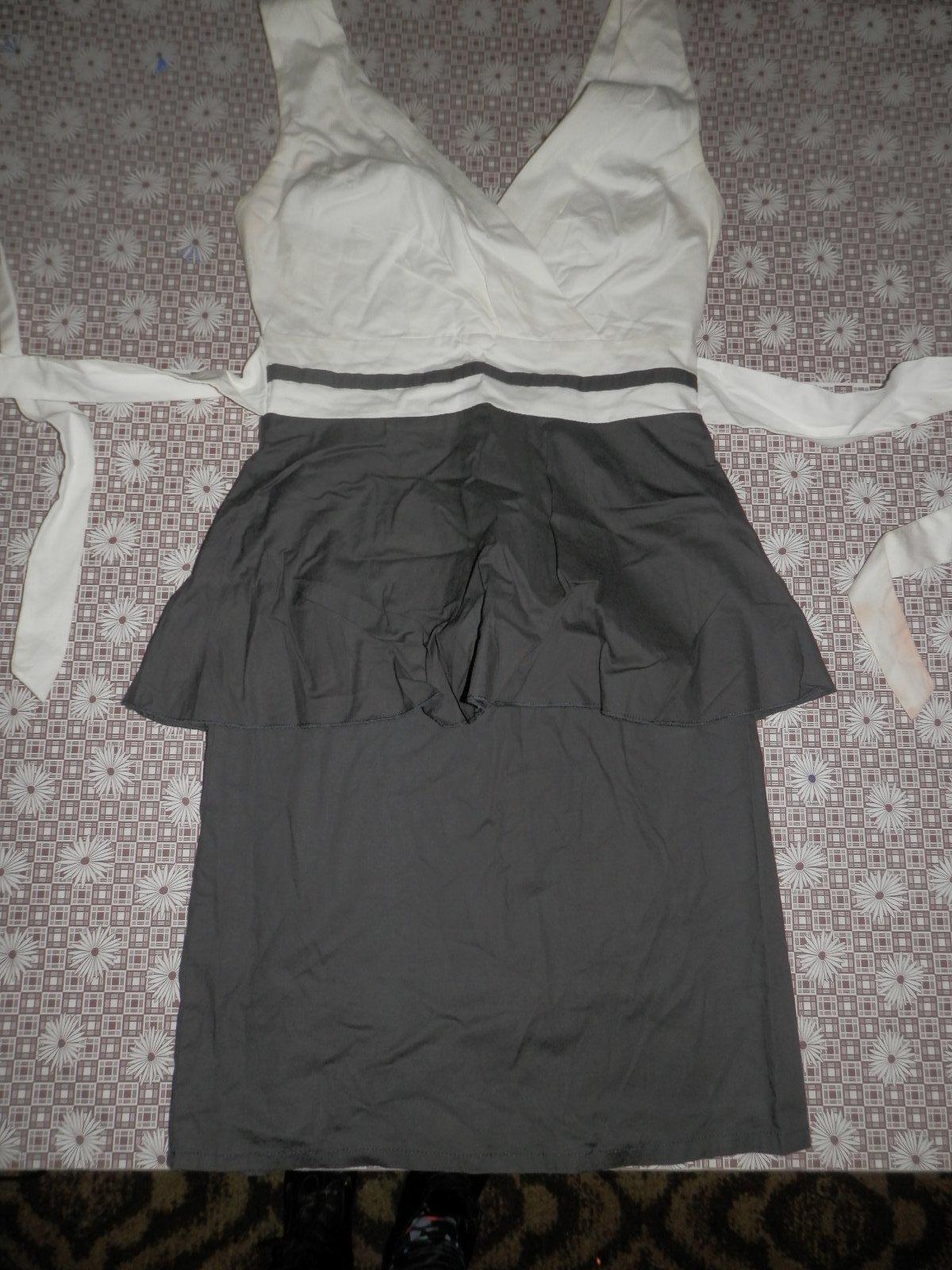 8570aab2a Milé šaty na viazanie vzadu zn. jennyfer, s - 9,90 € od predávajúcej beam13  | Detský bazár | ModryKonik.sk