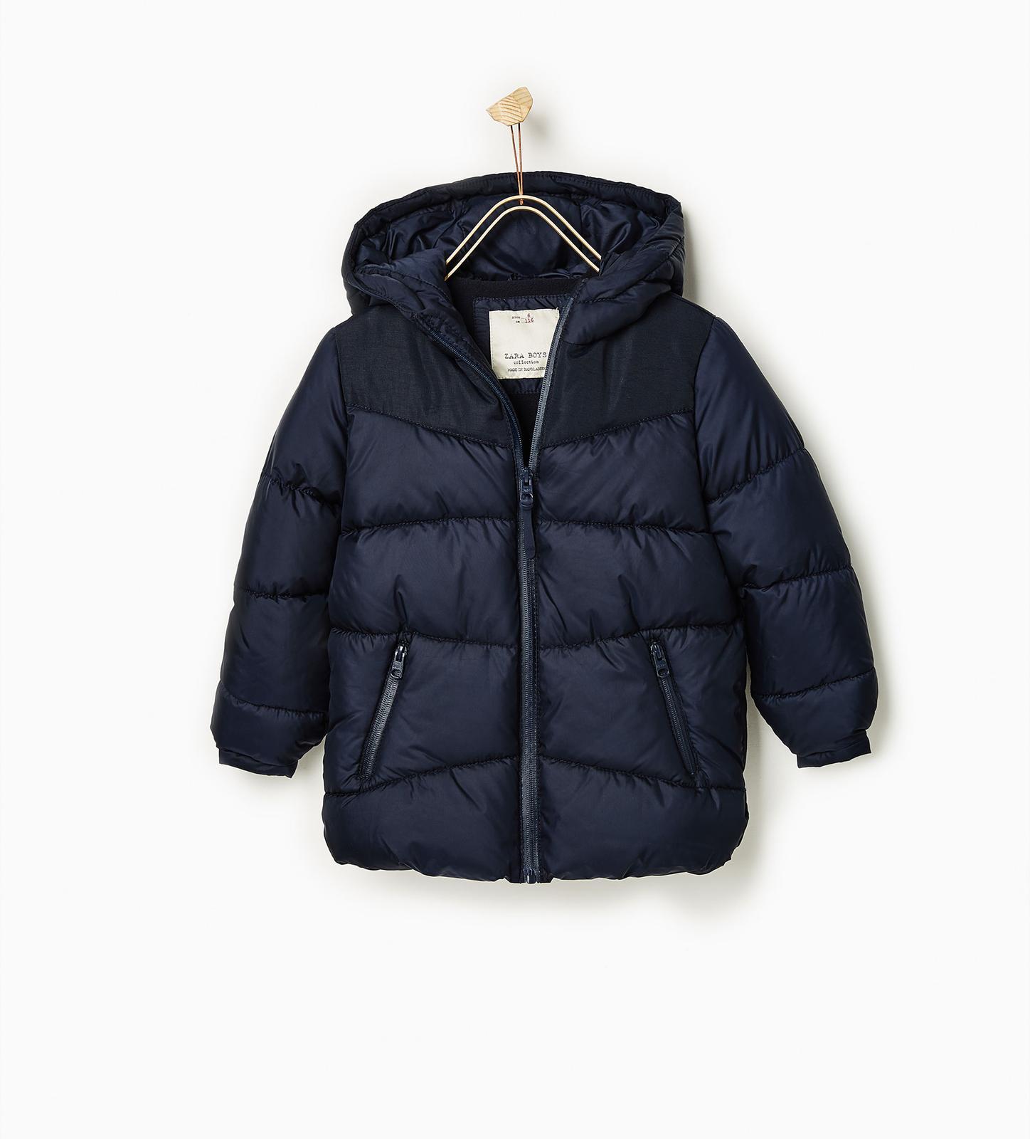 Skladom-zimná bunda zara af16af16c1d