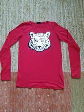 Tričko s tigrom - prevracacie, takko,170