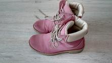 Kotníkové topánky, 34
