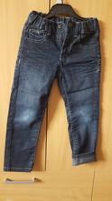 Riflové chlapčenské nohavice 110, palomino,110