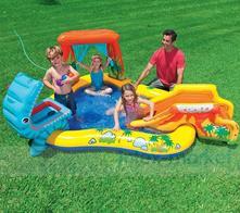 Intex bazénové vodné centrum skladom,