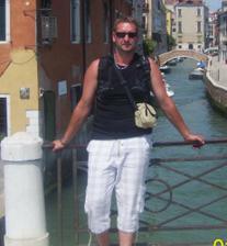Tatík v Benátkach