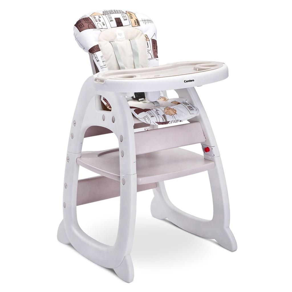 1d0cc807a8fcb Jedálenská stolička caretero homee, beige, - 88,50 € od predávajúcej  miminodomino | Detský bazár | ModryKonik.sk