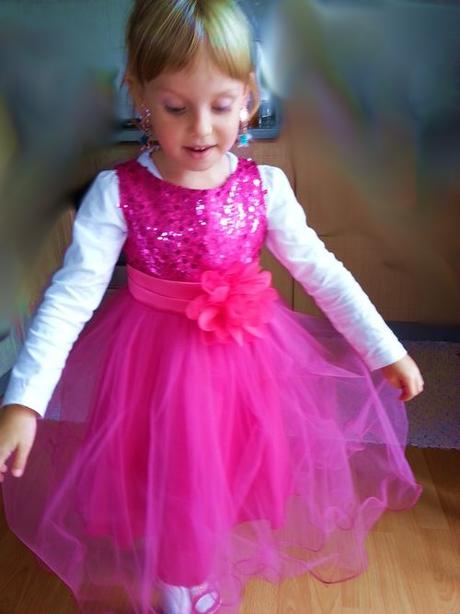 Detské slávnostné šaty roxy ružové 7aad1cf5f3b