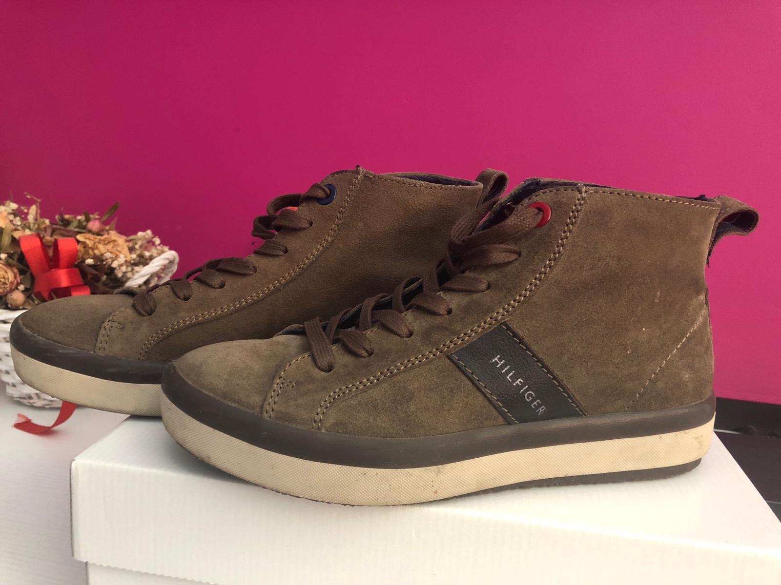8281cb6dd187 Kožené topánky