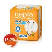 Nepia - detské nohavičkové plienky xxl (13-25kg), 11 kg - 25 kg