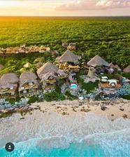 Tulum beach-Mexico