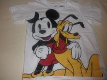 Nenosené tričko, h&m,74