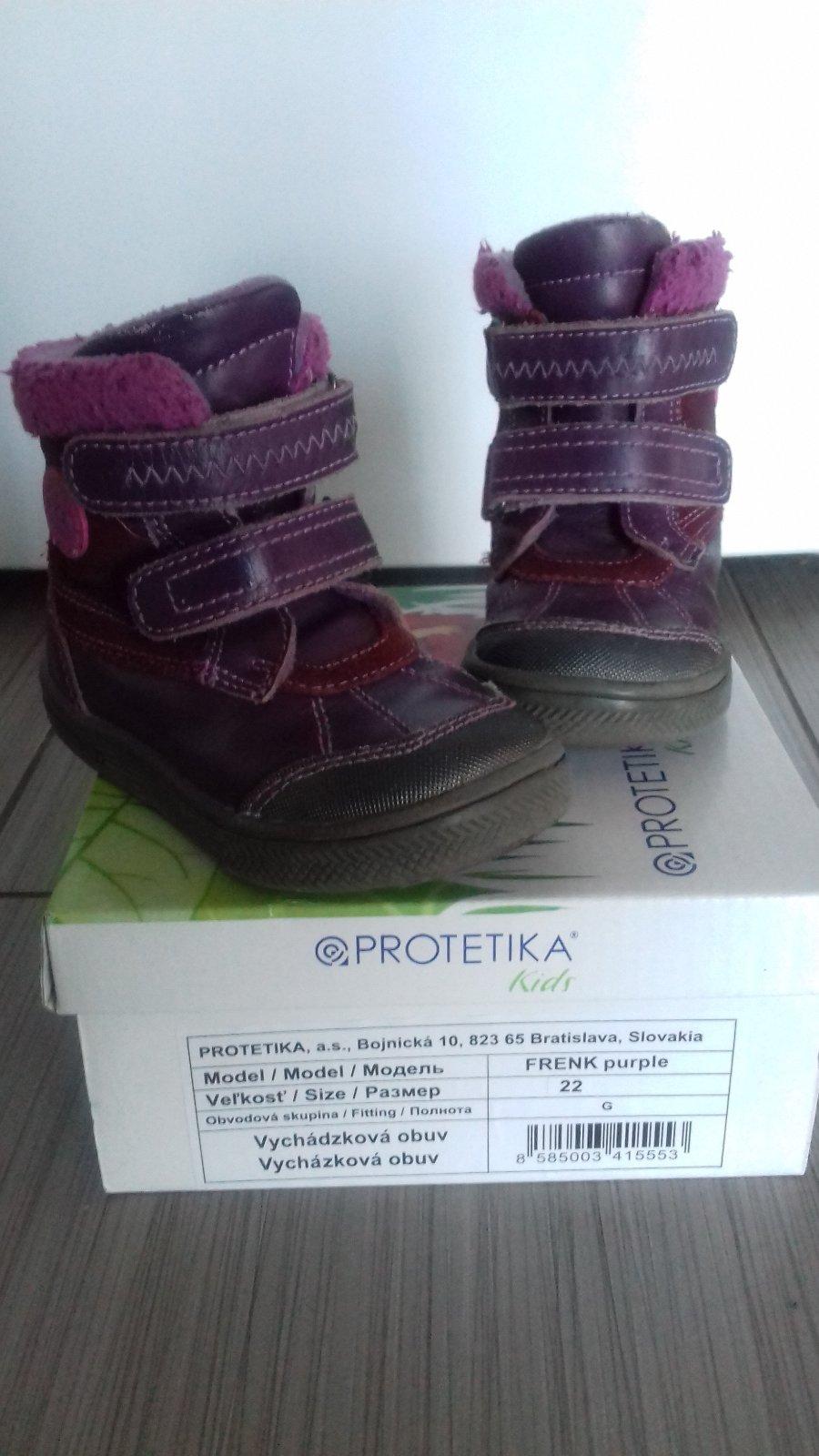 e47596143e Zimné čižmy protetika