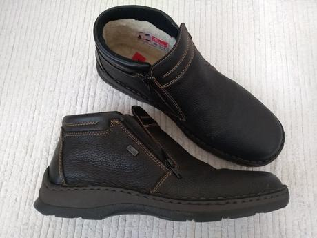 Pánske zimné topánky zn. rieker eedb41d3095