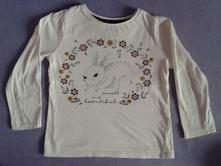 Tričko s dlhym rukavom, f&f,110