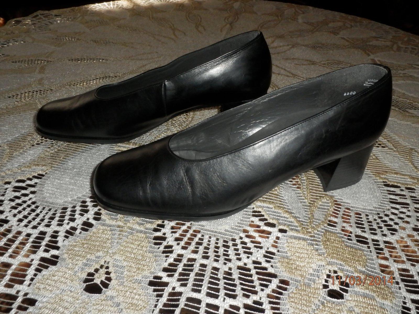 Kožené lodičky zn. hogl softline fashion f1537770d1
