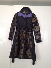Zimné kabáty   Desigual - Detský bazár  418fd0a4333