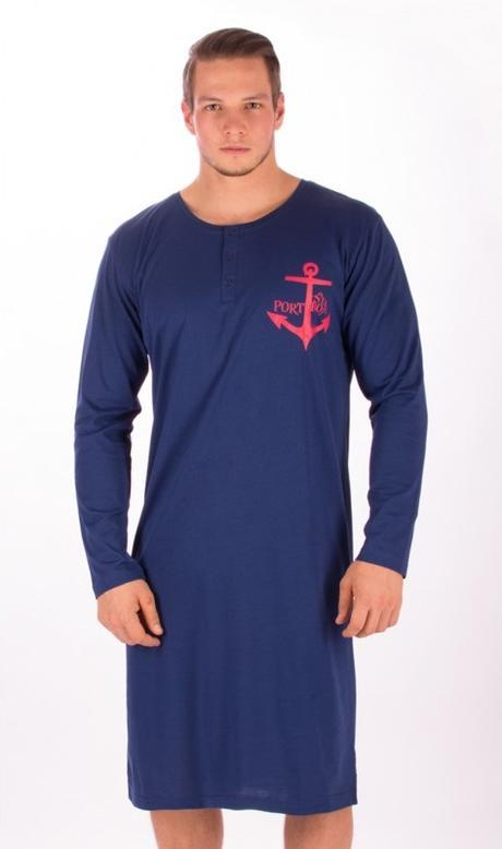 d611a0ffb Pánska nočná košeľa kotva, xl - 14,50 € od predávajúcej zuzlik0402 ...