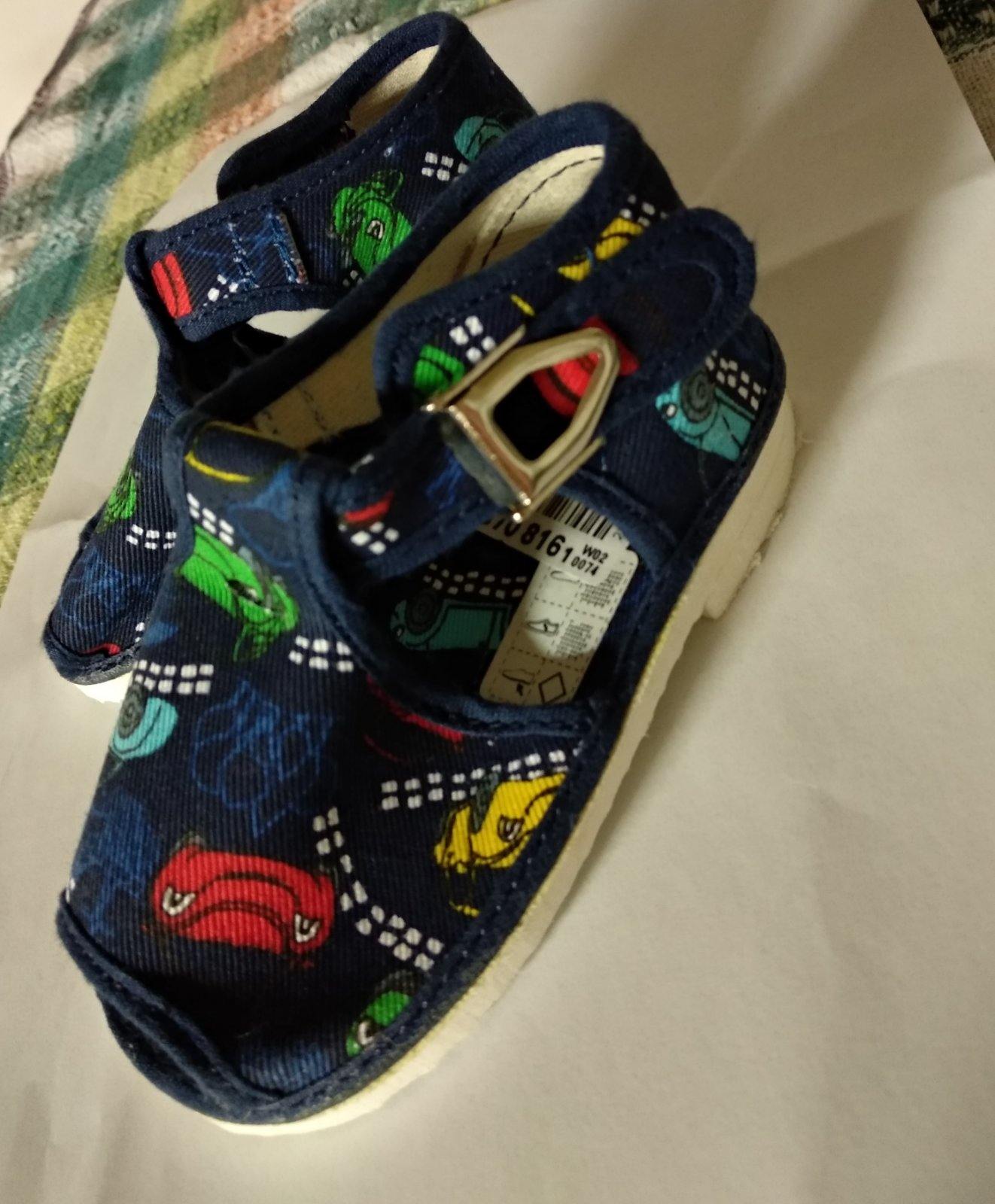 1fef7e7a21 Detské papuče deichmann