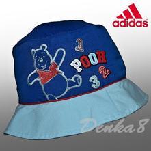Disney klobúk 1-2 roky, adidas,80 / 86