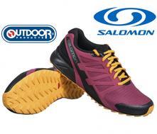 Skvelé dámske outdoorov0 boty salomon f001c6adaa4