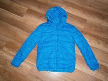 Prechodná modrá bunda, takko,152