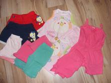 Balíky oblečenia pre dvojičky - Detský bazár  158c255feaa