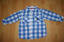 Frajerská košeľa s mickey mouseom, c&a,86