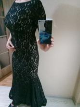 Čipkované šaty, bonprix,38