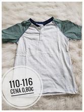 Tričko, h&m,110