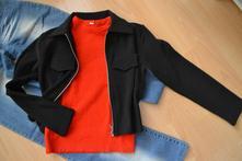 e275e70d8eb6 Kvalitný elastický kabátik na zips 158 164 xs m