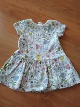 Letné šaty, h&m,62