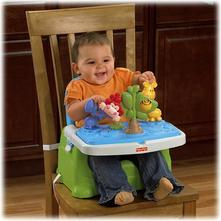 Fisher price - prenosná stolička,