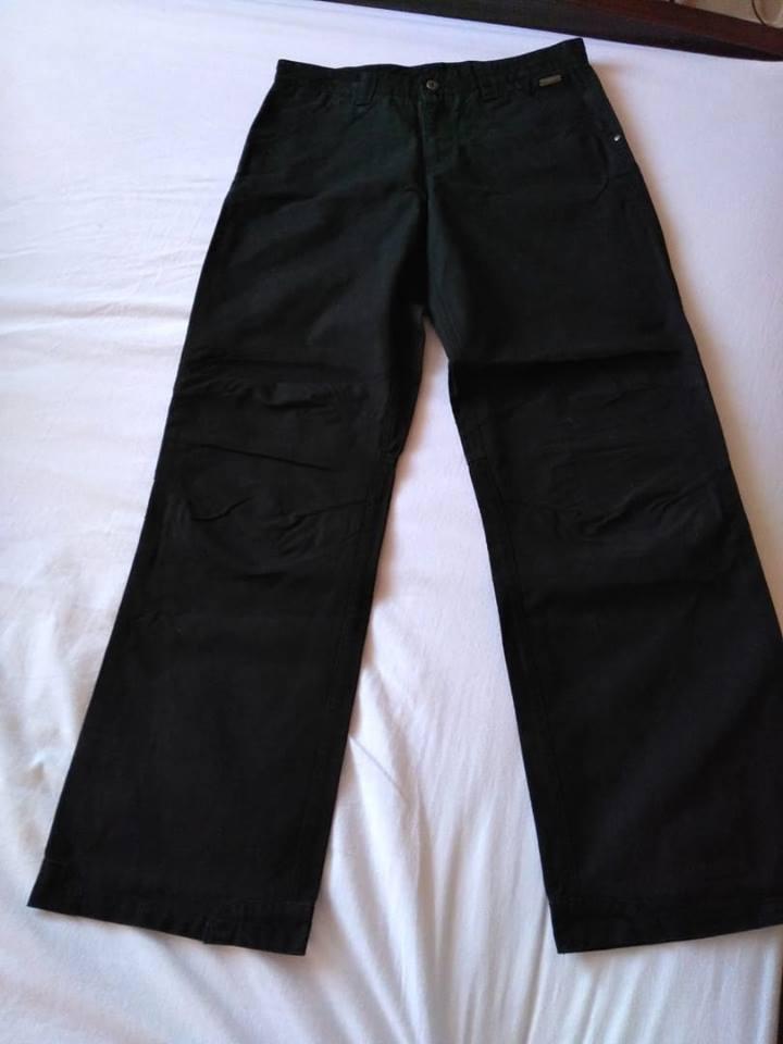 76daeaf2d Pánske čierne nohavice, alpine pro,l - 8 € od predávajúcej mimi211   Detský  bazár   ModryKonik.sk