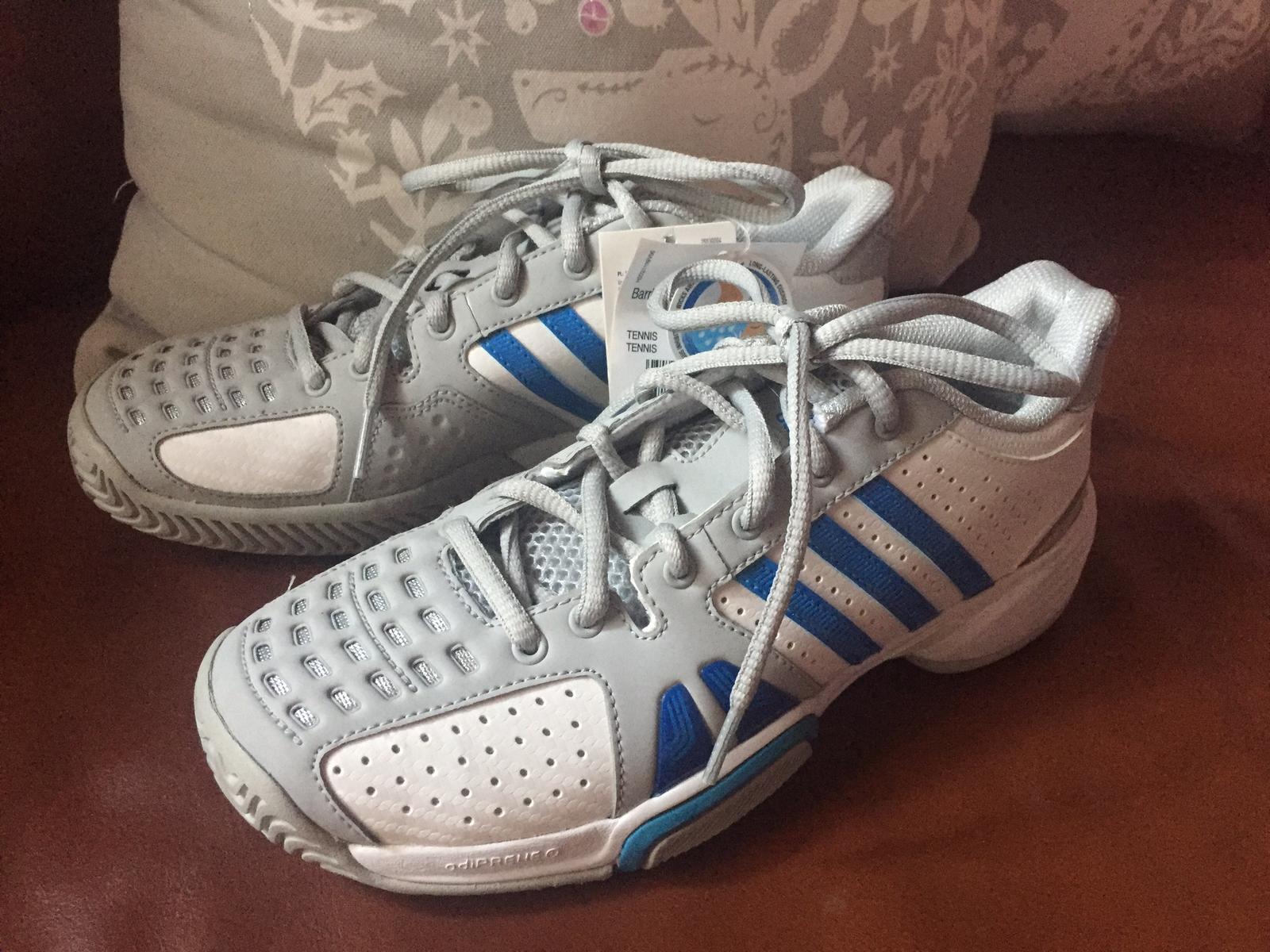4db4451a7f4bb Tenisky na tenis adidas