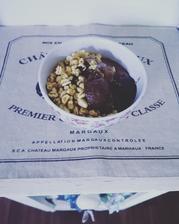Coko proteinova kasa, medove cerealie, kusok proteinovej tycinky a 2druhy arasidovych masiel