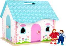 Domček pre bábiky skladací,