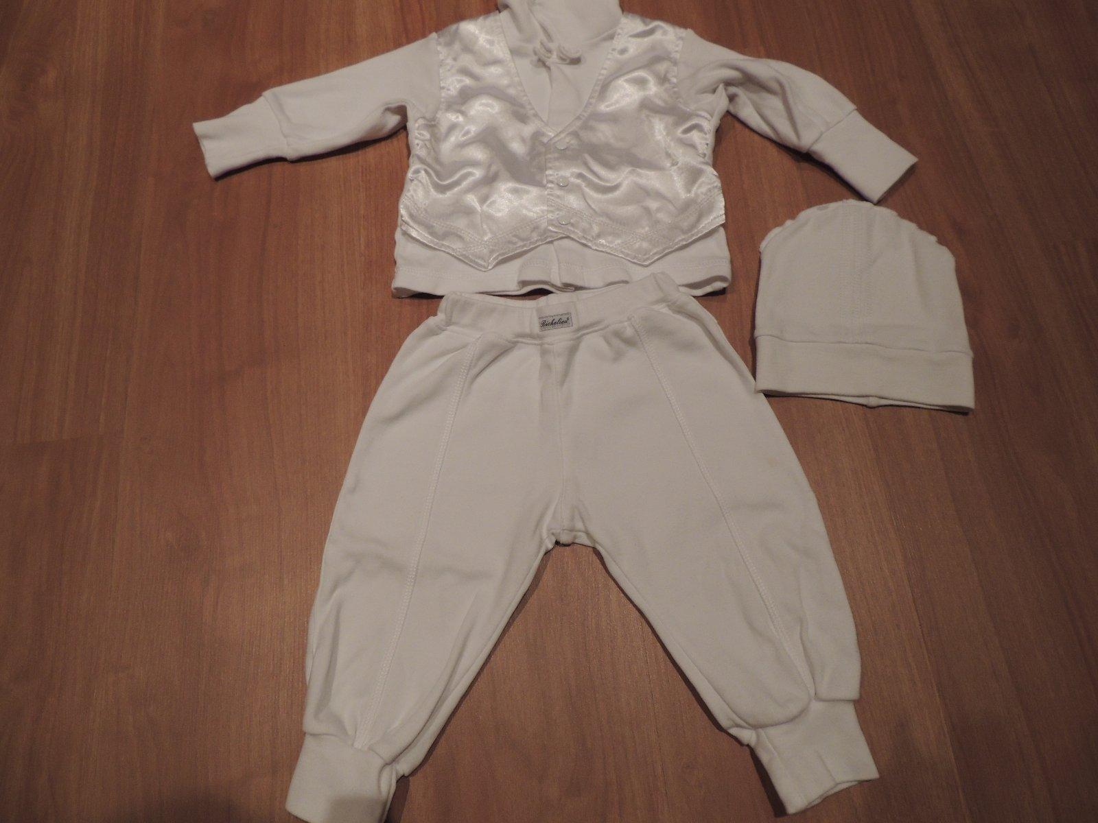 71933fe3be8b Šaty na krst pre chlapca