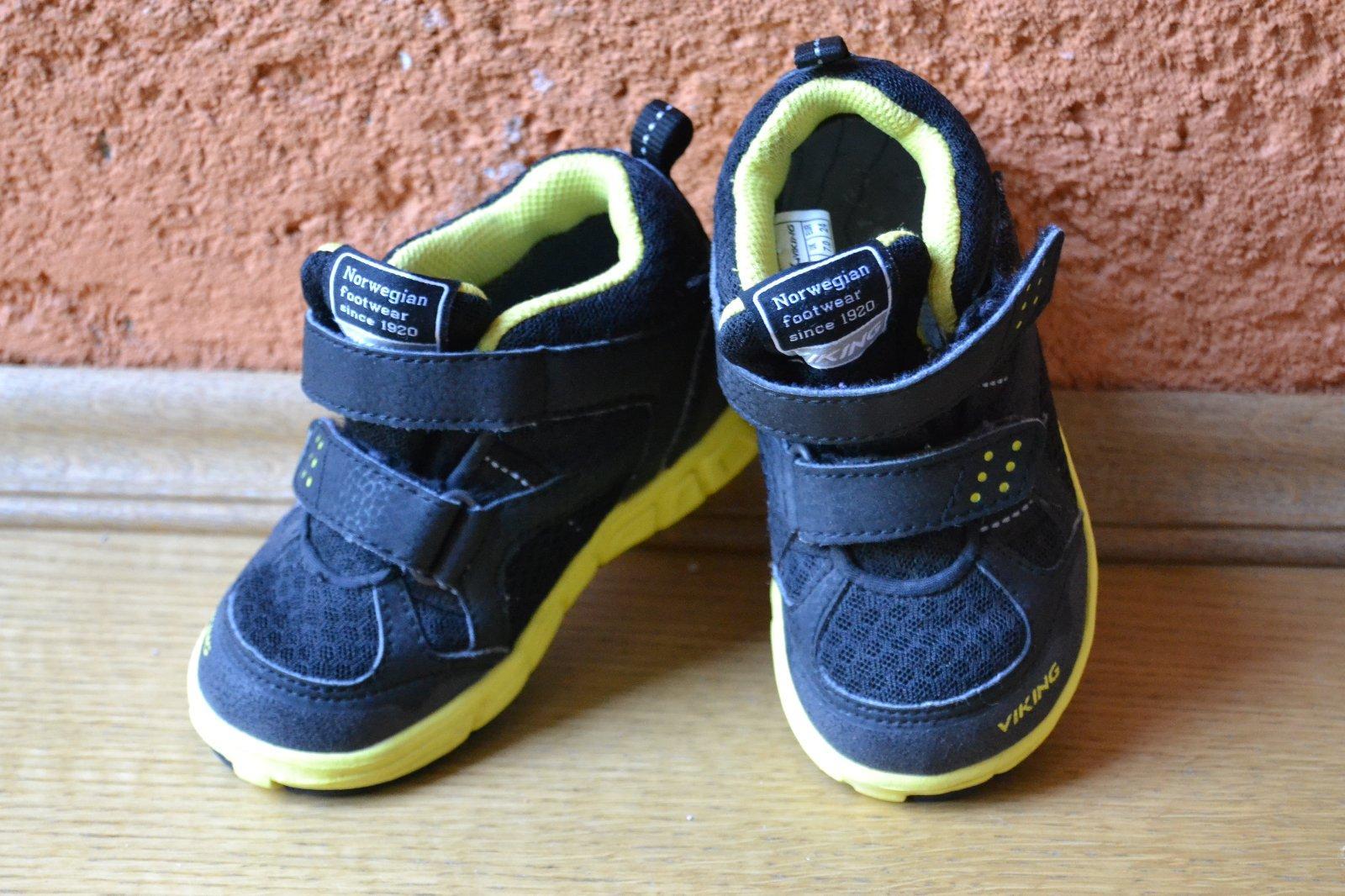 Goratexové topánky viking 659b4115503