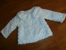 Zimný  kabátik veľ. 68   , 68