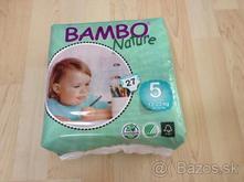 Neotvorene baliky bambo 5, bambo,11 kg - 25 kg