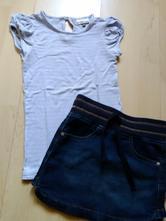 Tričko a suknička, pompdelux,116
