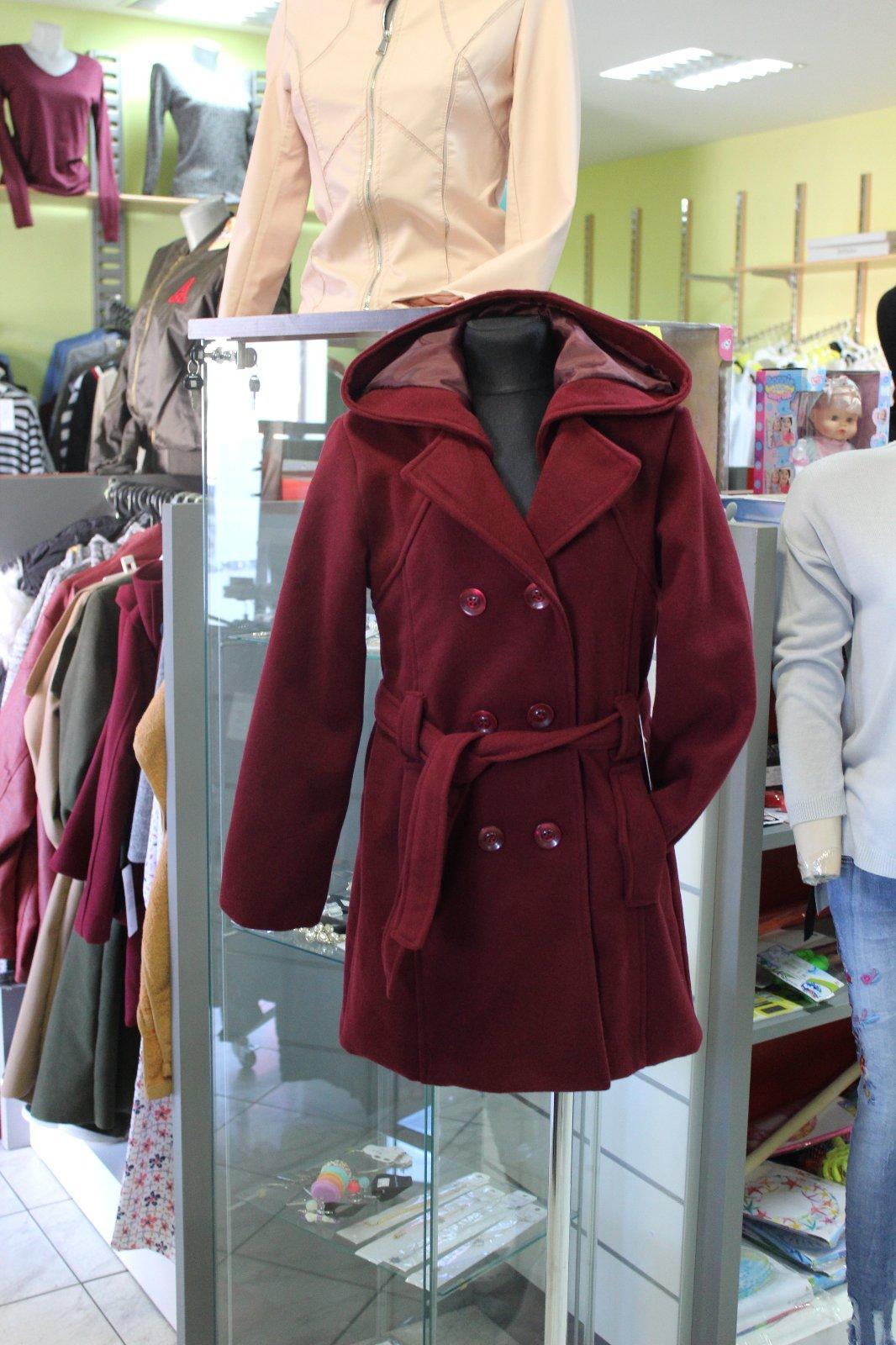 Dievčenský kabát c663310ef0f