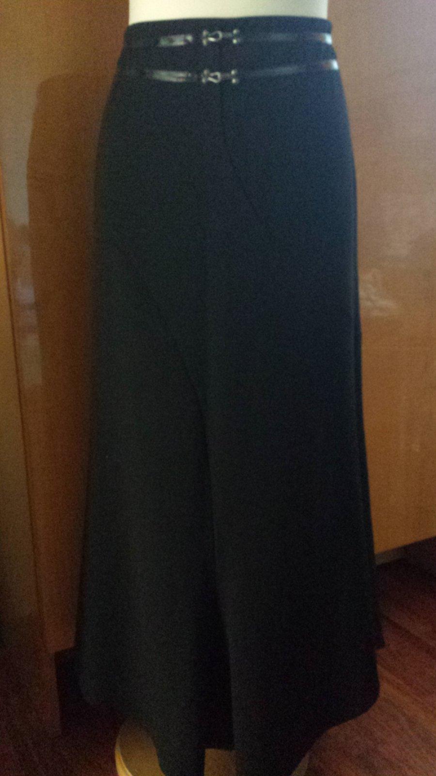 2fd60479c11c Elegantná dlhá sukňa 44 46
