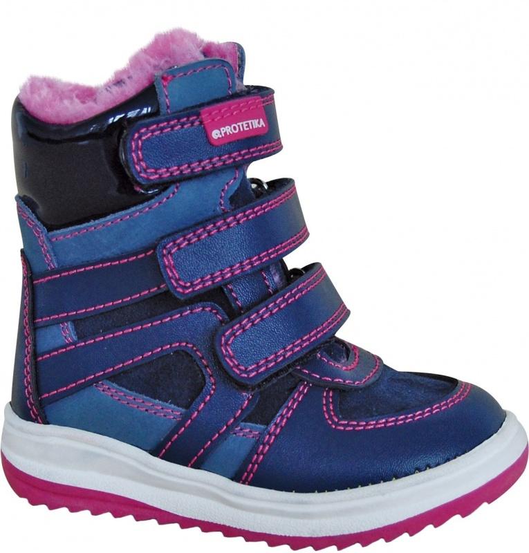 d551b7dd8 Protetika zimné ortopedické čižmy ebony navy, protetika,21 - 17,95 € od  predávajúcej obuvkovo   Detský bazár   ModryKonik.sk