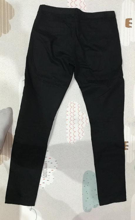 3885faae0bfc Dámske nohavice 3ks elegantné č 36 s m
