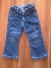 84e0e8bedcc4 Riflové dievčenské nohavice