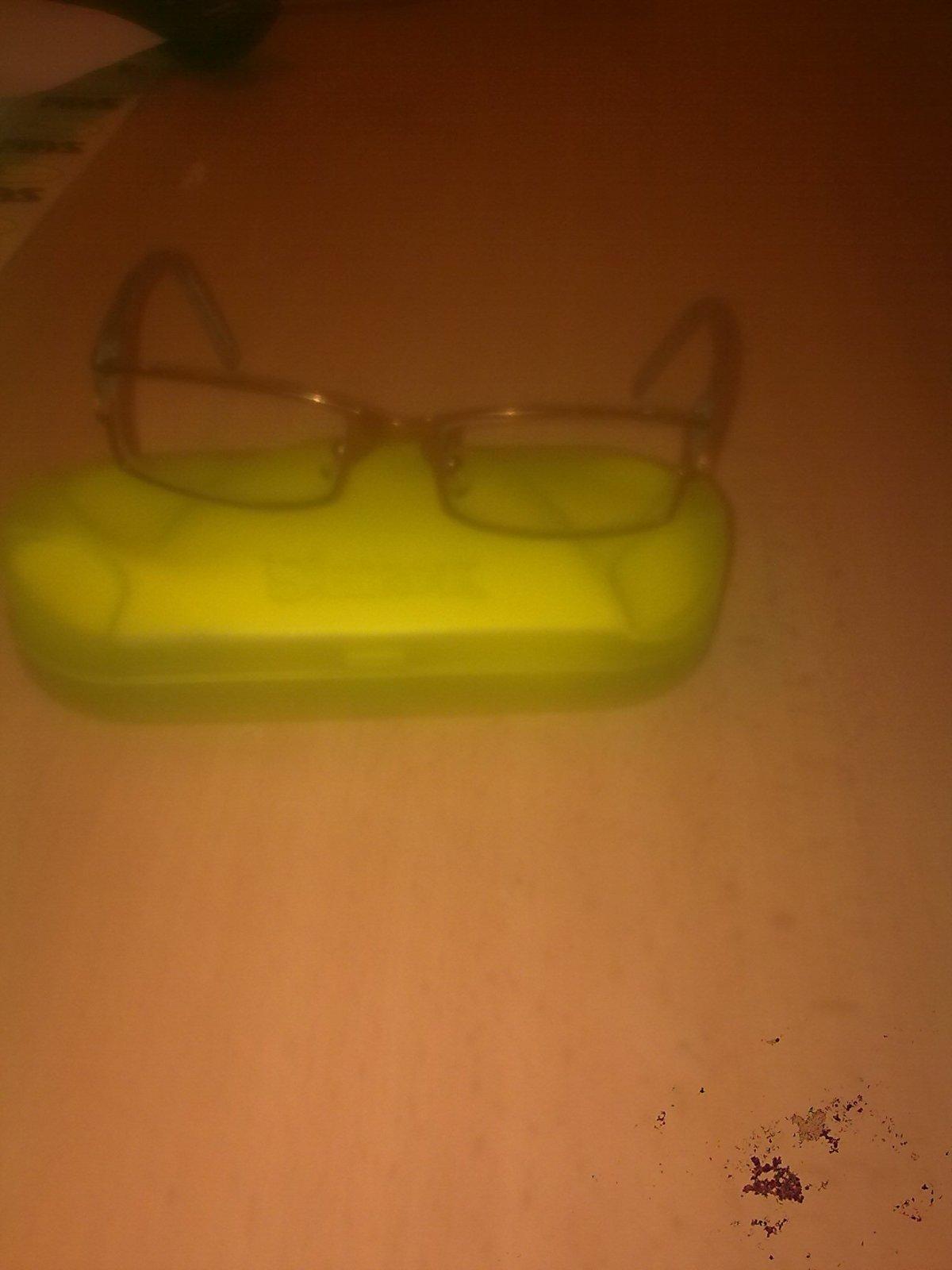 Chlapčenské okuliare na ráme so shrekom + puzdro 13bd4136059