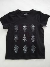 Maľované tričko, 50 - 176