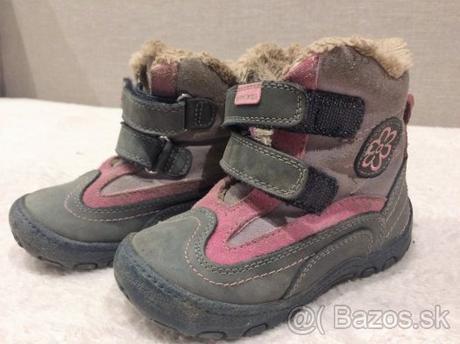 02316123ddfa Zimné topánky protetika