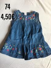 Rifľové šaty, f&f,74