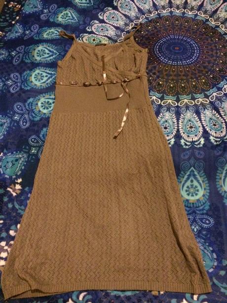 d3d2809ae9fb Krásne úpletové šaty